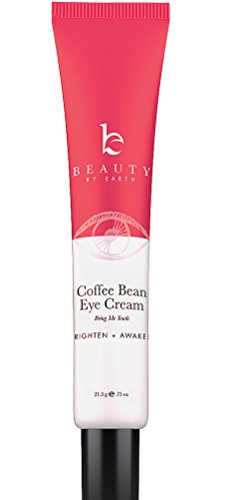 Eye Cream - Organic & Simple Ingredients for Dark Circles, Puffiness, Puffy Bags, Wrinkles, Firming the Under Eyes with Coffee Bean Caffeine, Best Crinkle Care & Anti Aging Night, Day for Men & Women