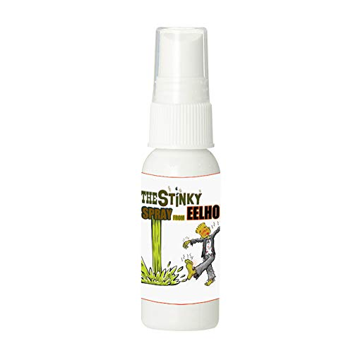 Forart Global Spray Prank Stink Mist The Smelly Feet Gross Stinky Fart Sprays Great for Pranks Toys