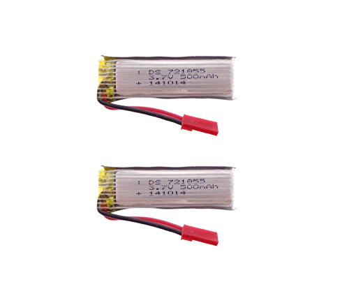 500mAh battery U818A Helicopter spare product image