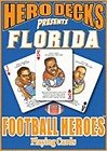 Florida Football Heroes : Playing Cards, Parody Productions, 0979151589