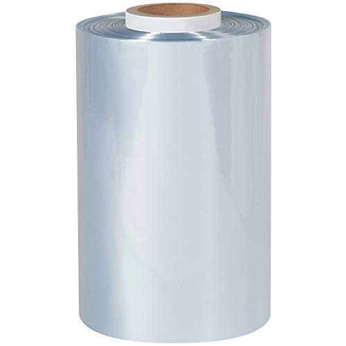 Aviditi Shrink Tubing Film Roll, 1500' X 12