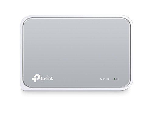TP-Link 5 Port Fast Ethernet Switch | Desktop Ethernet Splitter | Ethernet Hub | Plug and Play | Fanless Quite | Unmanaged (TL-SF1005D) by TP-Link (Image #2)