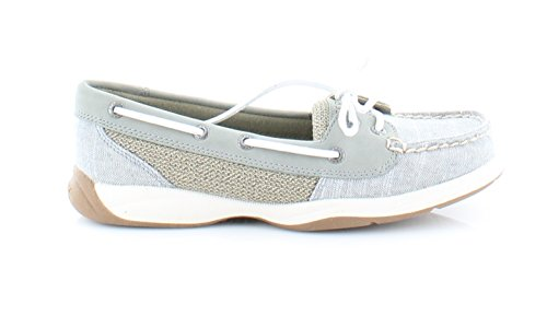 Sperry Top-sider Womens Laguna Båt Sko Grå