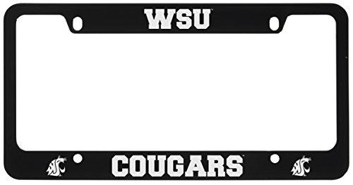 Washington State University -Metal License Plate - Shop Frame Luke's