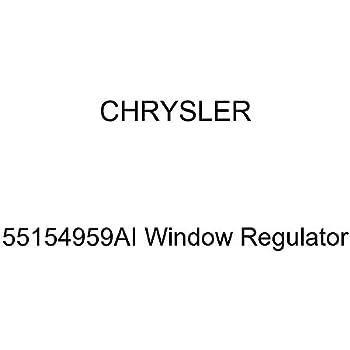 Genuine Chrysler 68059644AB Window Regulator