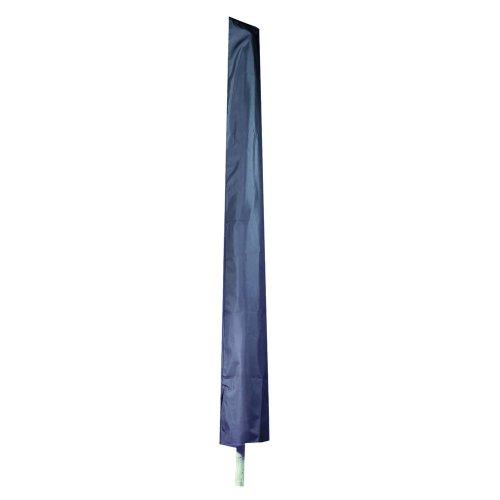 Siena Garden 150935 Schirmhülle bis 400 cm PVC-Oxford 600 anthrazit