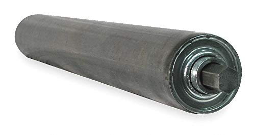 Steel Replacement Roller, 2-1/2InDia, 19BF
