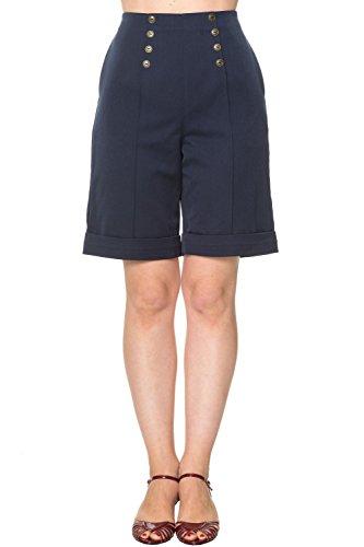 Banned-Weekender-Vintage-Retro-Shorts