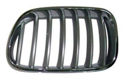 Multiple Manufactures Partslink Number BM1200204 OE Replacement 2010-2014 BMW X3 Grille