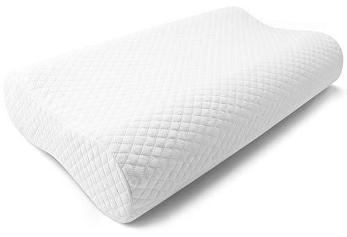 Polar Sleep Memory Foam Cube Pillow, Gel Pillow for Sleeping , Cervical Pillow is Suitable for Neck Sleep, Side Sleep…