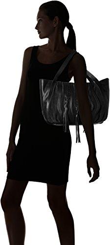 Magie Nero Black Tote Blu Borse Donna Tosca Noire 5OqnY