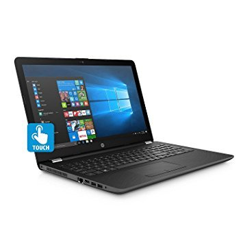 HP High Performance 15.6 inch HD Touchscreen Backlit Keyboard Laptop PC, 8th Gen Intel Core i5-8250U Quad-Core, 8GB DDR4, 2TB HDD + 128GB SSD, DVD RW, Bluetooth, WIFI, Windows 10