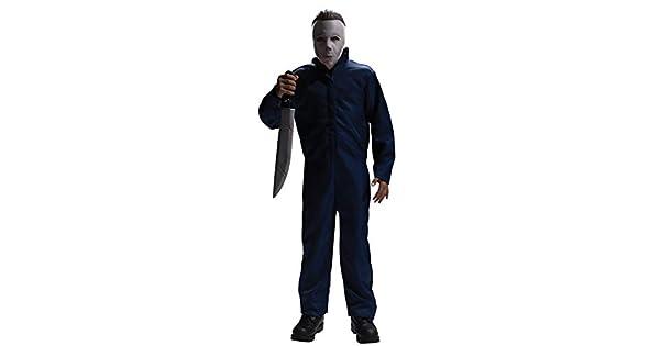 Amazon.com: Disfraz infantil de Michael Myers, L: Clothing