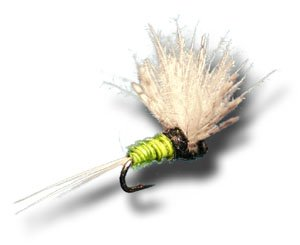 - CDC Biot Comparadun - Trico Female Fly Fishing Fly - Size 24 - 12 Pack