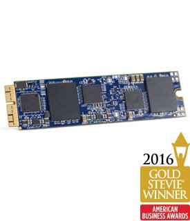 OWC 480 GB Aura SSD Flash Internal Drive for Mid-2013 and Later MacBook Air and Mid-2013-Mid-2015 MacBook Pro with Retina display by OWC