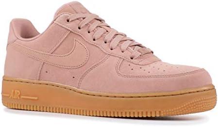 sports shoes 4abd5 a52b2 Nike Men s Air Force 1 07 LV8 Suede Shoe Particle Pink Gum