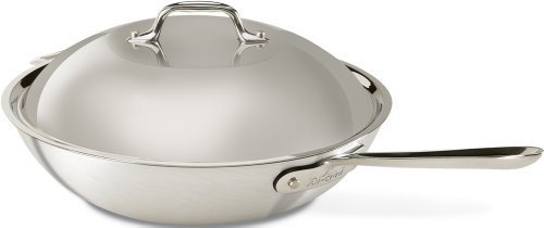 All-Clad 7412 MC2 Master Chef 2 Stainless Steel Tri-Ply Bond