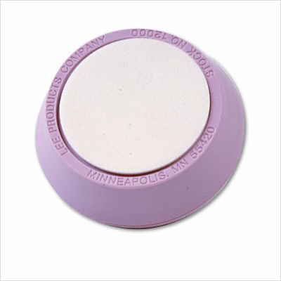 LEE Papercreme Fingertip Moistener, 30-Grams, Pink (LEE12000) ()