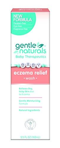 Gentle Naturals Eczema Wash, 5.5 Ounce by Gentle Naturals