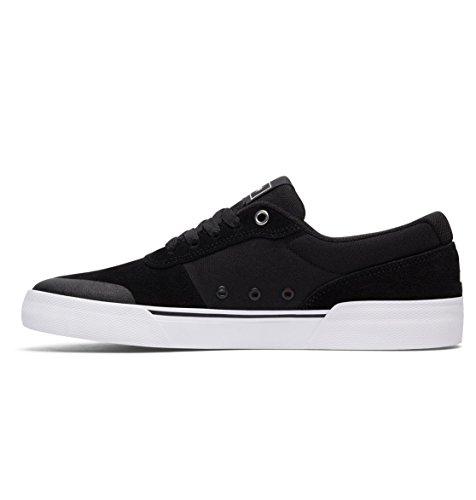 DC Shoes - Zapatillas de Deporte Hombre Noir - Black/White