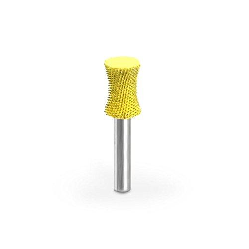 Fine Grit 1//4 Shank Concave 1//2