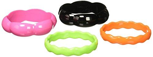Forum Novelties 80's Bracelets (Set of 4)]()
