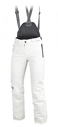 Dainese – Pantalones de mujer SUPREME D-Dry, bianco