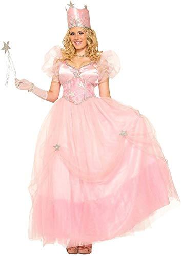 Forum Novelties Women's Good Fairy Witch Costume, Pink, Standard -