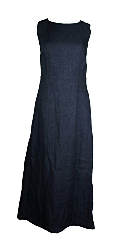 weekend-by-maxmara-womens-ultramarine-denim-full-length-dress-4