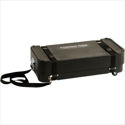 (Gator Cases Protechtor Series Classic Super Compact Drum Hardware Accessory Case with Wheels; 30