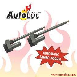 Autoloc UDSP Universal Power Upgrade Kit - Autoloc Lambo Doors Shopping Results