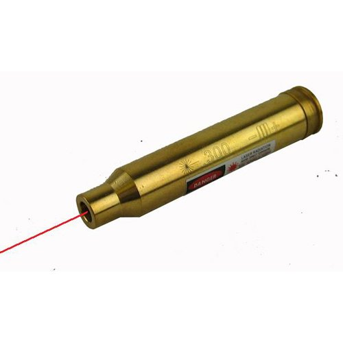 .300 Winchester Magnum 7.62x67mm Caliber Cartridge Laser Bore Sighter Boresighter