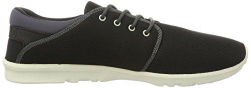 EtniesScout - Zapatillas de casa Hombre Schwarz (Black/Dark Grey/Grey)