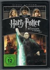 Harry Potter Und Die Heiligtümer Des Todes Teil 2 2 Disc Edition