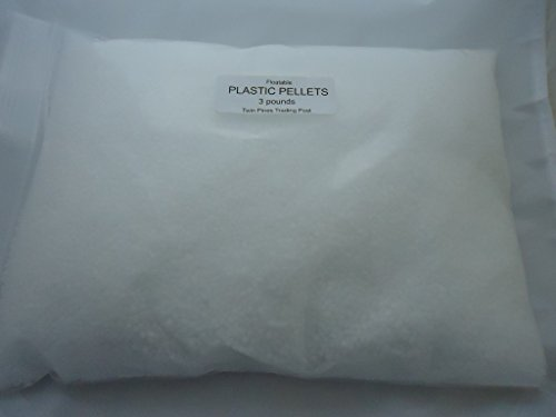 Rock Tumbler Plastic Pellets - 3 Pounds by Twin Pines Trading Post