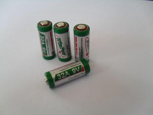 Hillflower 20 piece 32A A32 MN32 L822 G32A 32 Bulk 0% Mercury 0% Hg 9V Alkaline Battery