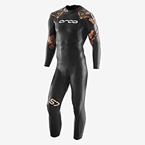 S7 Men's Fullsleeve USAT Approved Triathlon Wetsuit