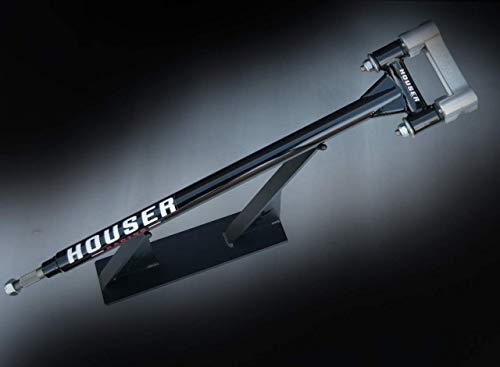 Houser Racing Steering Stem +1 Flat Track & 7/8 HandleBar Clamp for the Honda Trx450r