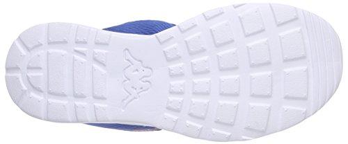 Unisex Kappa para naranja Calzado unisex azul deporte Azul malla Delhi bajas de de 6044 zapatillas adultos xqqFwTA