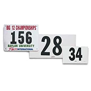 #301 - 400 Gill Tear Tag Competitors Numbers