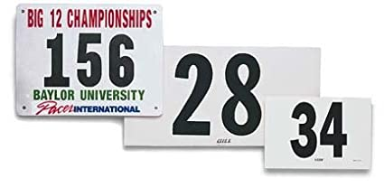 #301 - 400 Gill Tear Tag Competitors Numbers Gill Athletics GIA-92303