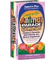 Nature's Plus AP Gummies Assorted Tablets, 75 Count