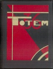 (Custom Reprint) Yearbook: 1936 Lincoln High School - Totem Yearbook (Seattle, WA)