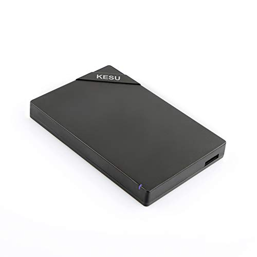(Gpan KESU 2TB Portable External Hard Drive USB3.0 Data Storage and Backup Suitable for PC MAC Black,40GB)