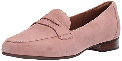 CLARKS Womens Un Blush Go Loafer