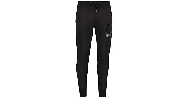 Love Moschino Pantalones de chándal para hombre Negro Negro (XXL ...