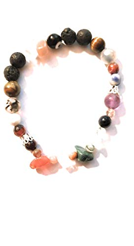 Belladonna's Jewelry Crystal Healing Bracelet