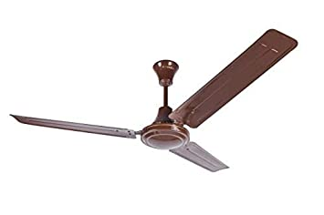 Singer Aerostar Solo 390 RPM Ceiling Fan (Brown)