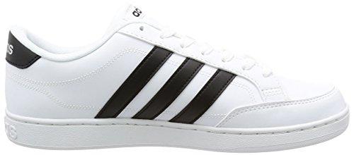 Piel Hombre adidas para Gimnasia de Blanco Bianco Zapatillas de wxTxgqR7
