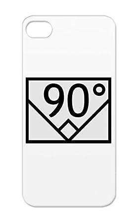 Symbols Shapes Right Angle Takun Flcl Naota 90 Degrees Silver Case